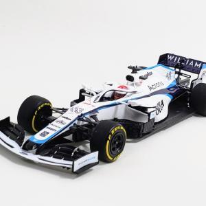 #期待の若手F1ドライバー ジョージ・ラッセル&ウィリアムズFW43 #