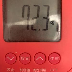 ダイエット9日目