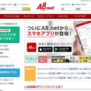 ブログで稼ぐならまずA8ネット!初心者でもわかる登録方法
