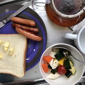 実家から野菜が送られてくるので何とかしなければならない【27】 ~薄味のチーズ入りピクルス(粒マスタード風味)~~