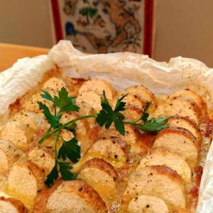【イタリア応援】昨日のイタリアンおかず。焼き野菜って美味しい♡