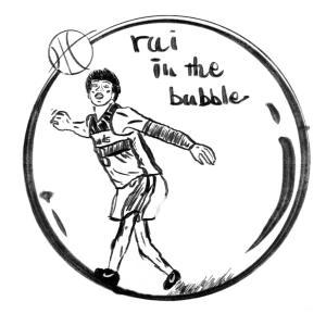 """ソコヌケニアカルイ """"bubble"""" からの英語の勉強。"""