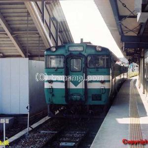 電化前のJR加古川線キハ47型/700系新幹線
