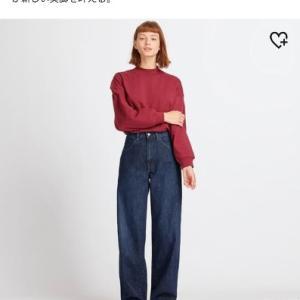 履きまくっているジーンズ~ユニクロのワイドフィットカーブジーンズ~