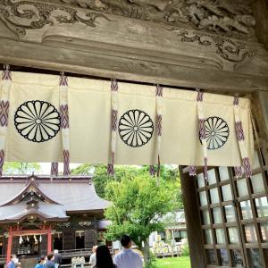 大洗磯前神社に参拝しました 海の神社の気