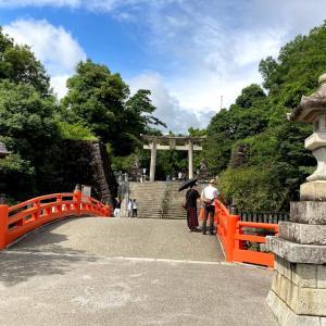 武田神社に参拝しました