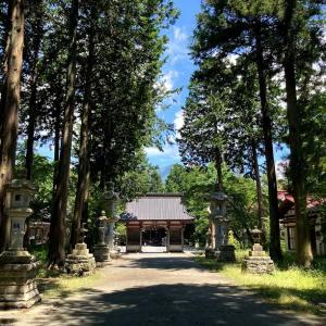冨士御室浅間神社に参拝しました 里宮と本宮
