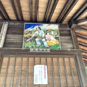 海南神社に参拝しました 茅の輪くぐり