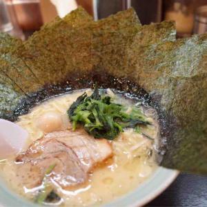 【静岡県 富士市】家系チェーン店の中では食べやすいお店《魂心家》