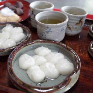 【静岡市 葵区】出来立ての安倍川餅を食べれます《石部屋》