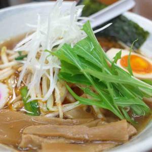 【静岡県 焼津市】肉味噌ラーメン《麺や 六八》