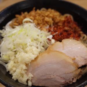 【静岡市 清水区 酸味が食欲を誘うスッパメン《ザ ファットン》