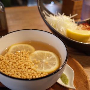 【静岡県 焼津市】棣鄂の麺を使った美味しいお店《キャトル鷹匠》