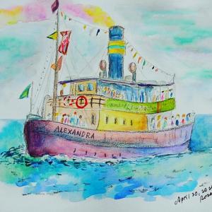 夢の蒸気船