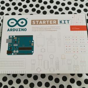 Arduino・スターターキット到着!開封&ハード組立て