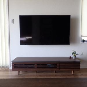新築の壁掛けテレビの配線はこんな風に隠してます!やってみて分かった注意点も