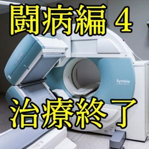 がん体験記 闘病編④ ~抗がん剤治療終了~