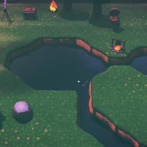 【疑問】魚の池つくったんだけど、どう??