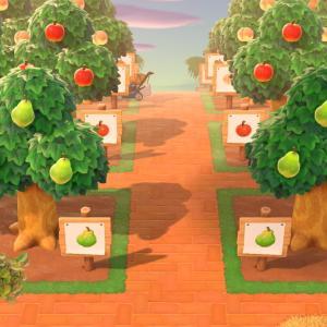 【不満】フルーツが通信しないと全種類集まらないってホンマ←とび森はどうだっけ?