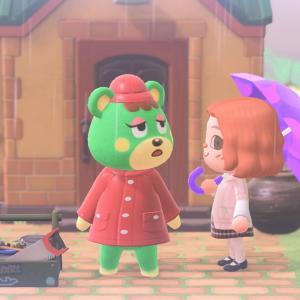 【ネタ】かわいい熊がキャンプサイトに来たから勧誘したぞー!!!