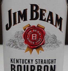 【ジム・ビーム(JIM BEAM)*レビュー】《味は?》ウィスキー初心者からベテランまで納得の安バーボン!