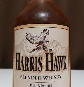 【ハリスホーク(HARRIS HAWK)*レビュー】セブンの謎ウィスキー。まさかのお味!