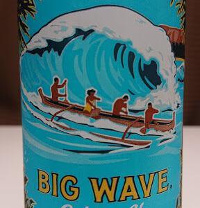 【KONA BIGWAVE*レビュー】香りのビッグウェーブを乗りこなせ!安くないビール感想