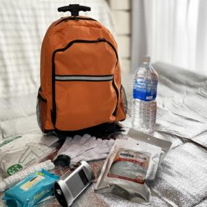 コロナウィルス対策にも。食料備蓄、防災食や防災トイレなど災害時への備え。