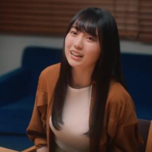 【乃木坂46】賀喜遥香×白ニットは主張が強すぎ!みんな、どこ見てんねん。
