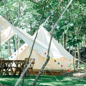 グランピング・キャンプ場15選 海・山・湖・高原・離島など絶好のロケーション