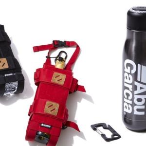 夏のお出掛けに必携の機能美ボトル&ボトルハンガー4選