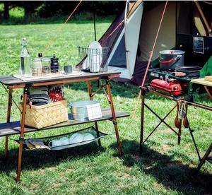 コールマン、フラッグシップモデルの「マスターシリーズ」を強化!ワンランク上のキャンプへと導く3製品を発売!