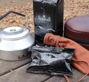 「アウトドアの煮出しコーヒー」をお茶の間で満喫! 自宅でも使い倒せる「意外なキャンプグッズ」5選