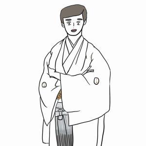 夫が初めて紋付き袴を着て学んだこと