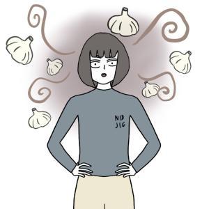 【朗報】わたしの頭からニンニクの匂いがする理由が分かった