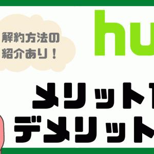Huluとは?メリット10選・デメリット5選を徹底解説【解約方法の解説あり】