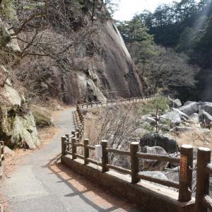 冬季の甲府観光で昇仙峡に行くとき準備しておくこと2点