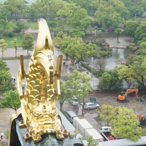 大阪城を小2の息子と行ってきたので気がついたことメモ