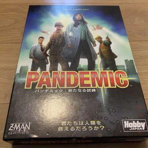 ボードゲーム「パンデミック」を子供とやってよかった点3つ