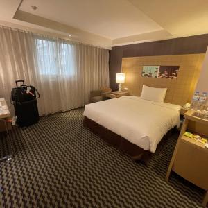 台北で隔離されている「東京國際飯店」の紹介