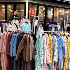 韓国で遭遇率高いパジャマ(^O^☆♪