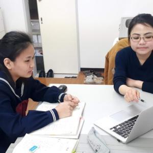 日系フィリピン人も頑張って、勉強しています。