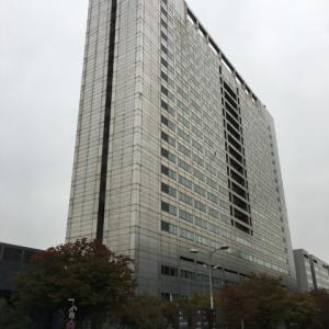 韓国で心臓の手術を受けて入院しました