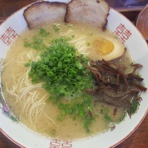 釜山で本格日本のラーメンを食べるなら「長浜満月」