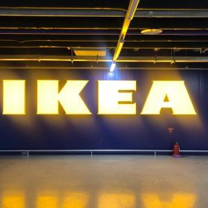 初めての釜山IKEAに大興奮の巻!