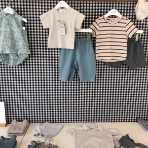 釜山ヒルトンホテルで発見。激かわ韓国子供服の店。