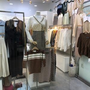 釜山•西面での購入品!家族全員秋服購入品全部見せます!