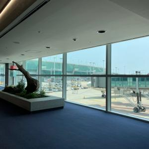 日本→韓国 仁川空港到着!仁川空港での過ごし方!