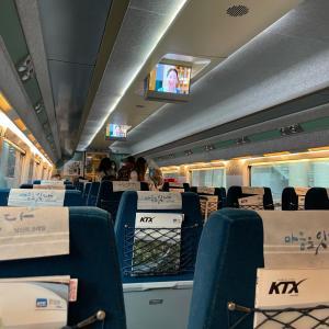 コロナ禍韓国入国!仁川空港→釜山駅への移動レポ!