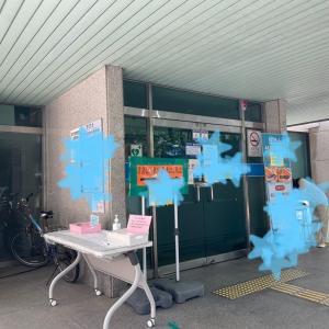 いよいよ隔離が終了。韓国で隔離解除前日!PCR検査をうけました!
